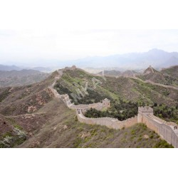 Iconic GREAT WALL OF CHINA