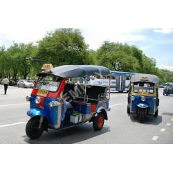 Tuc Tucs / Rickshaws