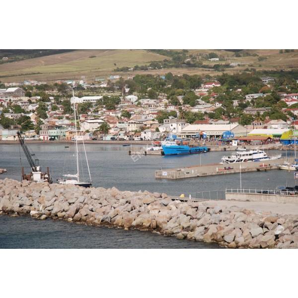 BSKPZSD9Q - Saint Kitts (St' Kitts), Caribbean